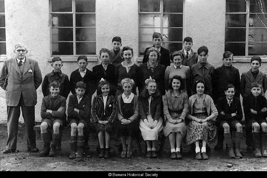 Bernera school c1944