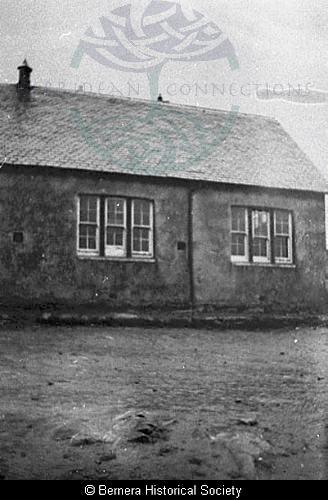 Bernera school 1930s