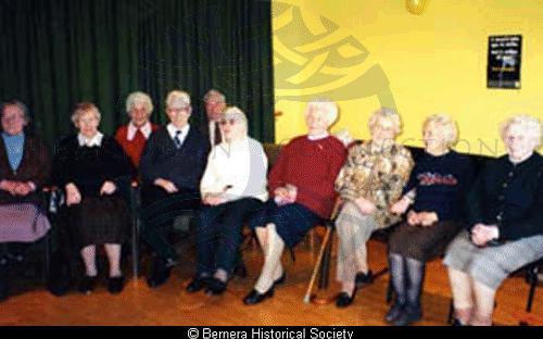 Bernera senior citizens group