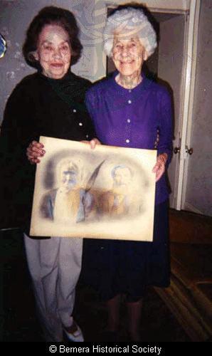 Annabella Macdonald and Marion Laitner