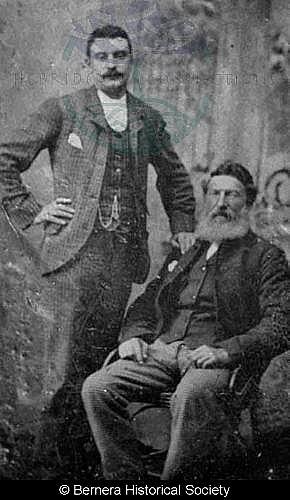 John and Peter Gillies, 6 Kirkibost