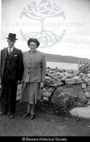 Mr and Mrs N Macdonald, 5 Crulivig