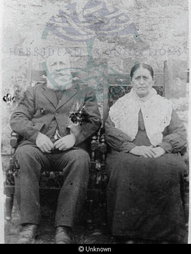 Donald & Mary Macdonald, No 5 Crulivig