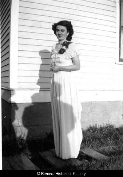 Bernice Macdonald, Saskatchewan