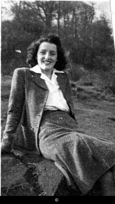 Mary Mackay, Edinburgh