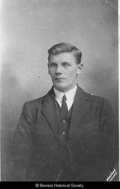 Malcolm Ferguson, 6 Crulivig