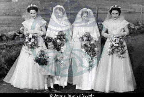 Brides and Bridesmaids from 2 Earshader