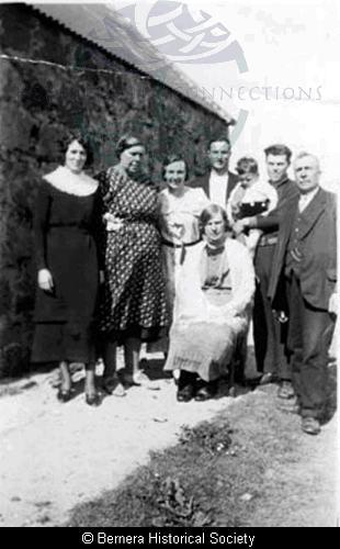 Maciver family, 11 Hacklete