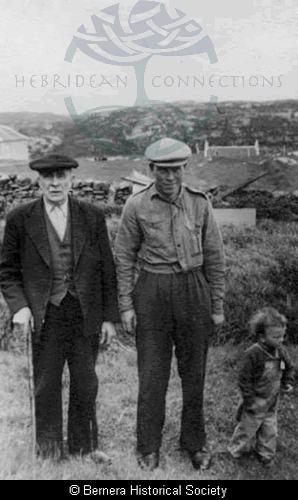 Malcolm Maciver and Donald Macinnes, Hacklete