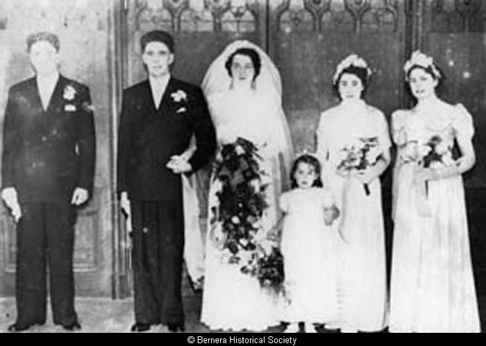 Marriage of Norman & Christina Mackenzie