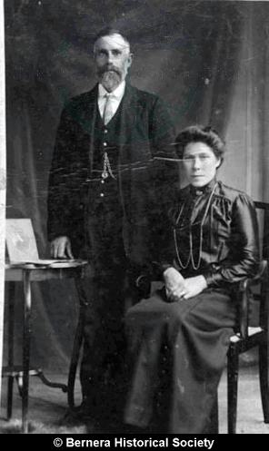 Mr & Mrs Norman Macdonald, 25 KIrkibost