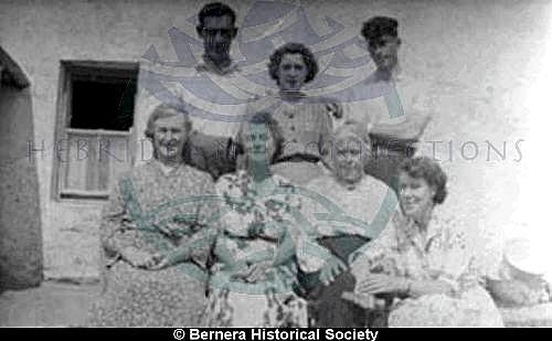 Macdonald family, 25 Kirkibost