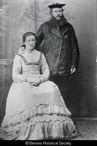 Murdo Morrison and Barbara nee Macrae
