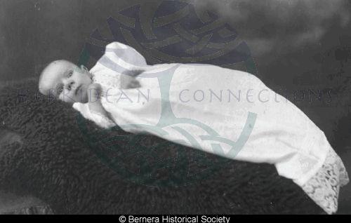Baby Calum Murdo Maclean