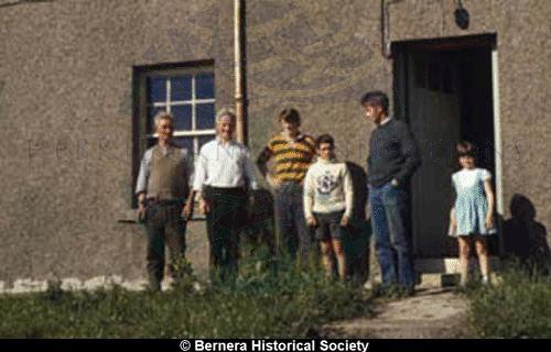 Six locals at 11 Kirkibost