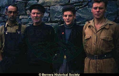 Donald 25 Kirkibost and the Mackays 4 Crulivig