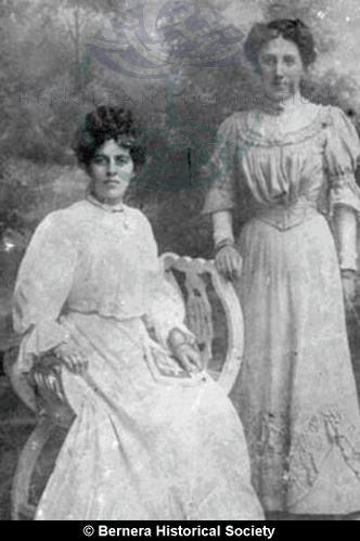 Two Ladies from 24 & 25 Kirkibost