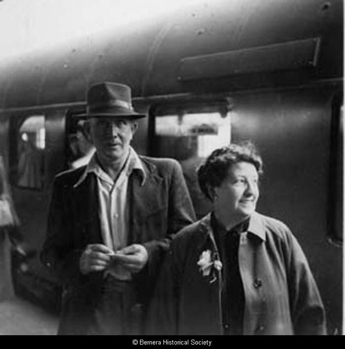 Mr & Mrs Angus Macdonald, New Zealand