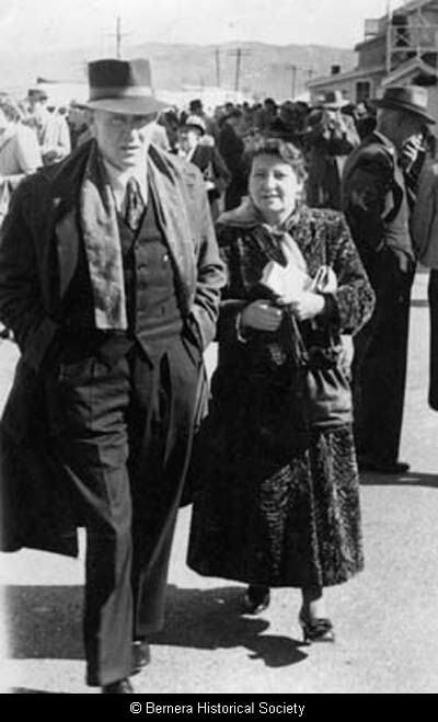 Angus and Bertha Macdonald