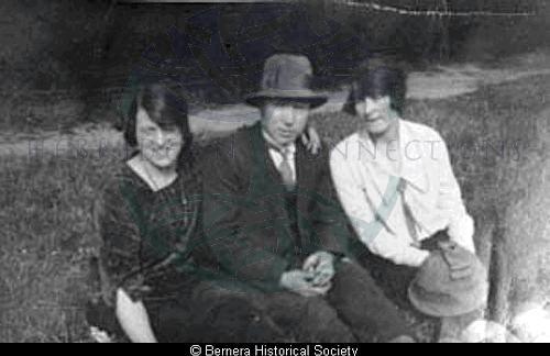Three Bernera friends