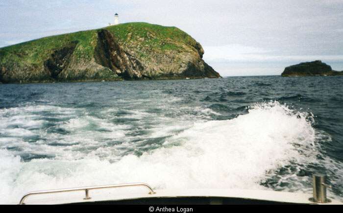View of the Flannan Isles