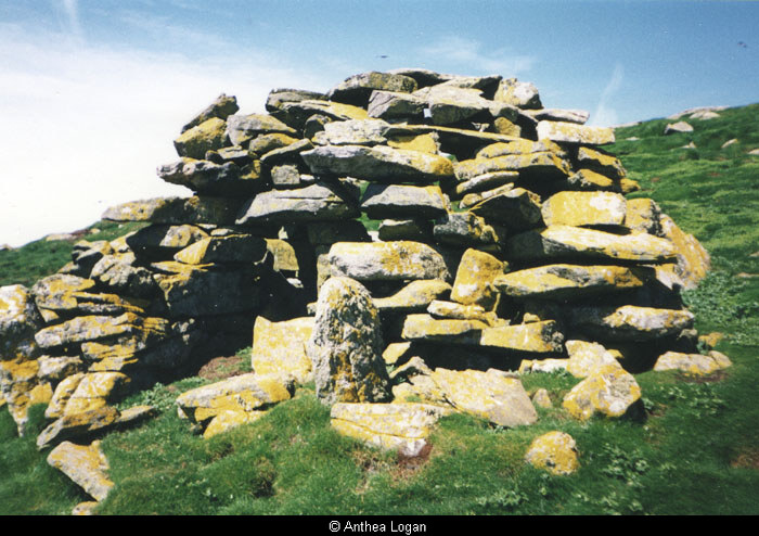 Structure on the Flannan Isles