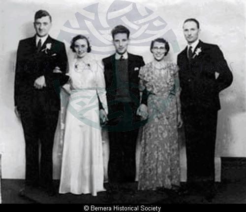 Marriage of Mary Macaulay Macarthur Maciver and John Murdo Macdonald
