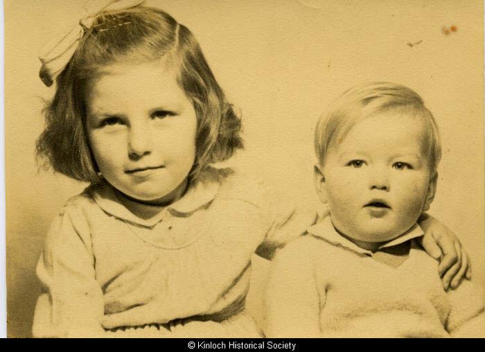 Murdo Kennedy's children, 14 Arivruach