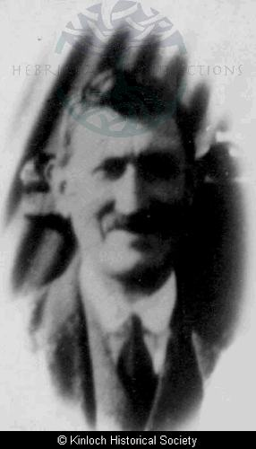 Colin Mackenzie (Kilan), 37 Balallan