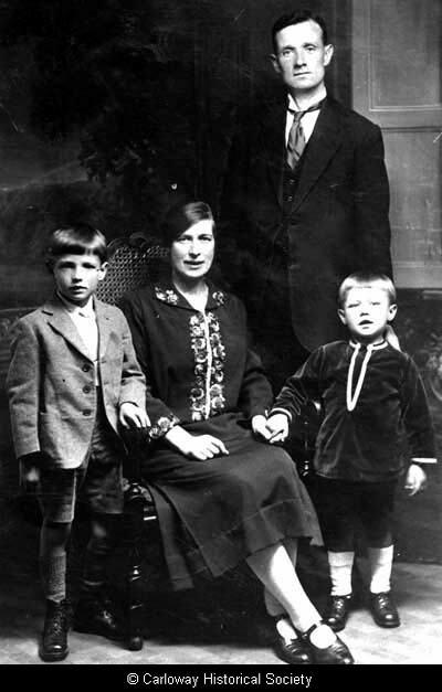 Mackay family, 2 Kirvick/Glasgow