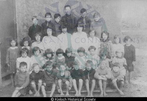 Knockiandue School Group, 1930s
