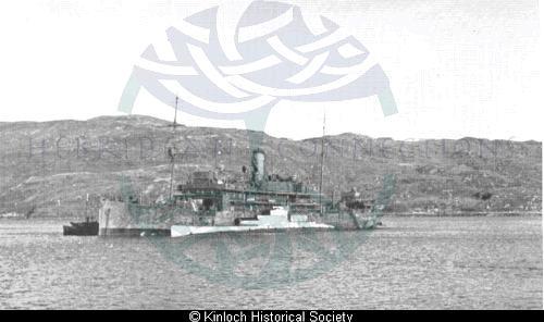 HMS Titania