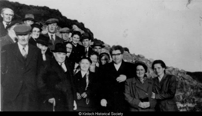 Prayer meeting at Seaforth Head