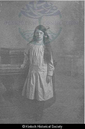 Christina Mackay, Manse, Kinloch