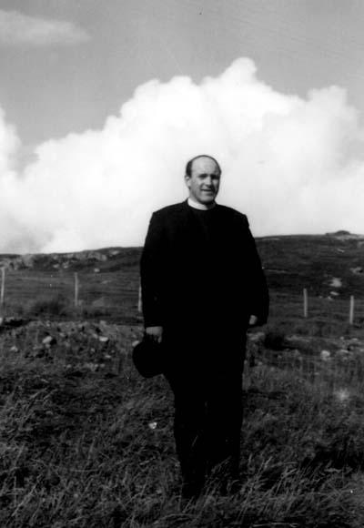 Rev AM Macleod, Free Church, Kinloch