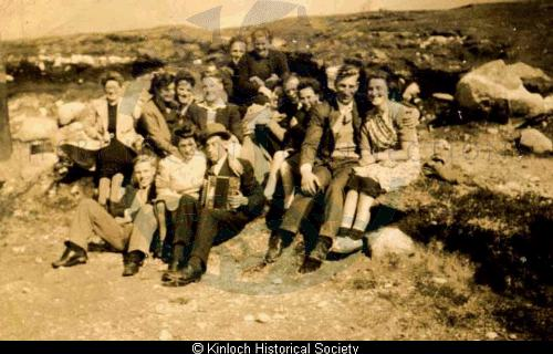 Laxay outing to Uig