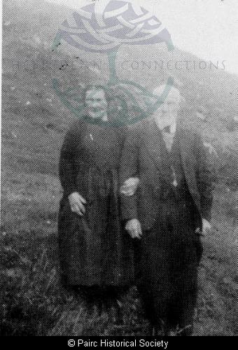 Mr & Mrs Kennedy, 2 Calbost