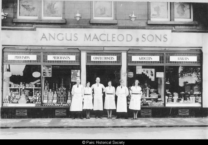 Angus Macleod and Sons