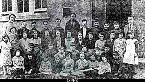 Cromore School, 1932