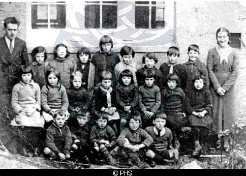 Cromore School, 1934