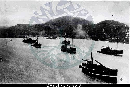 Cromore Fishing Fleet