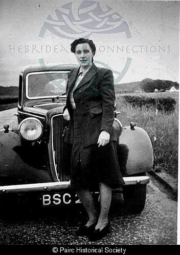 Bell Ann Macleod, 4 Garyvard