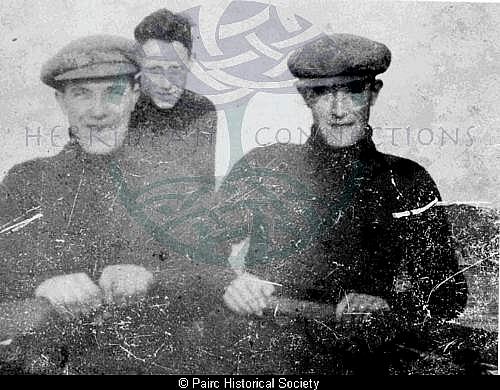 Three Garyvard boys out fishing