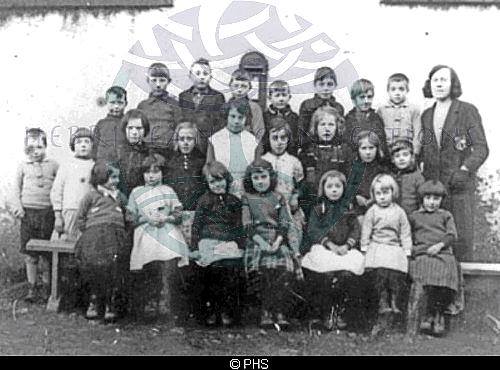 Gravir School - 1935