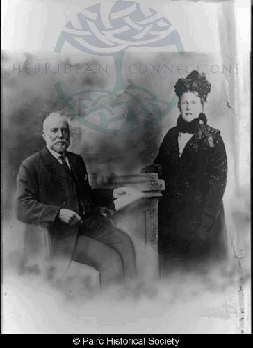 Murdo and Ann Mackenzie, 4 Gravir