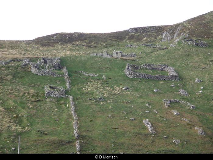 Ruins above Gravir