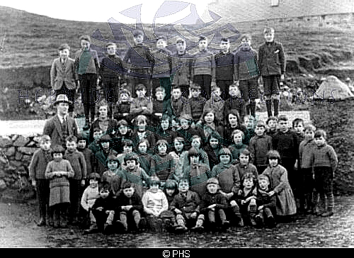 Kershader School - 1933