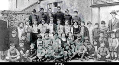 Kershader School, 1936