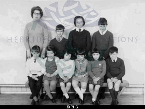 Kershader School, 1973