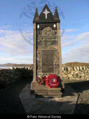 Pairc War Memorial